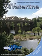 Waterline 2008 Summer edition cover