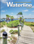 Waterline, Summer 2014 Cover