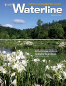 Summer 2015 Waterline Cover, cover photo by Donnie Banks, Water Management Services, Inc.