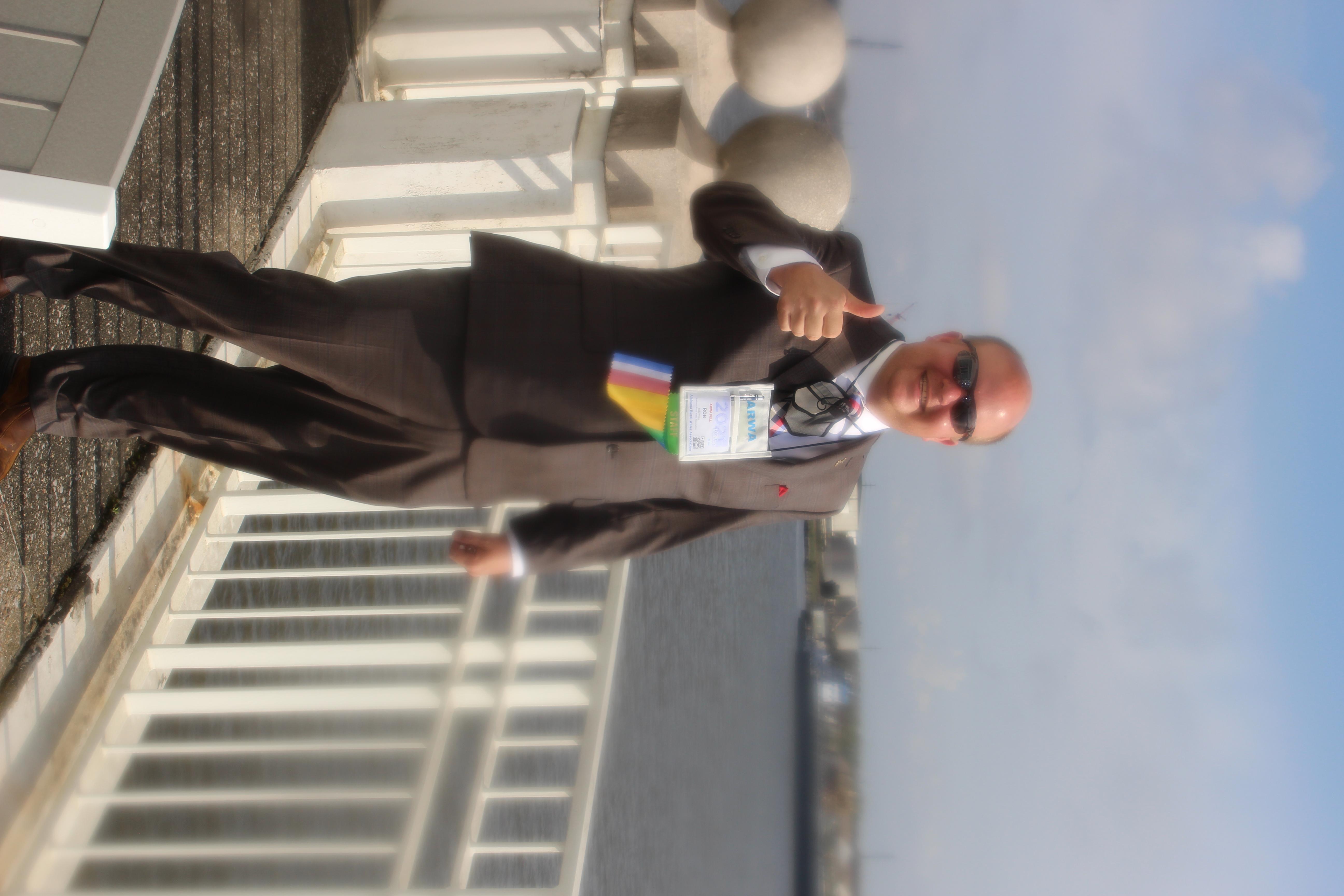 Rob White IV, Executive Director
