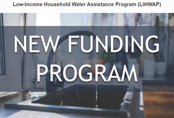 New funding program - LIHWAP